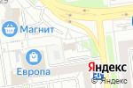 Схема проезда до компании Сбербанк в Белгороде