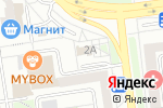 Схема проезда до компании SportZal в Белгороде