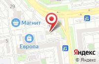 Схема проезда до компании Оазис Маркет в Электрогорске