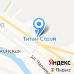 Салон Кристалл на карте Белгорода