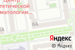 Схема проезда до компании Соло в Белгороде