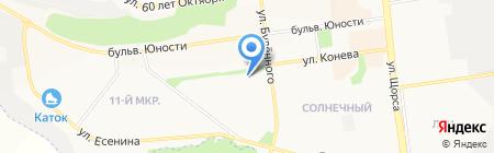 SoftArt на карте Белгорода