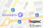 Схема проезда до компании LOSK в Белгороде