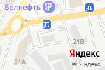 Схема проезда до компании Полимерсервис, ЗАО в Белгороде