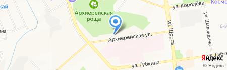 СтройТорг на карте Белгорода