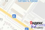 Схема проезда до компании Аквапоинт в Белгороде