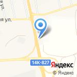 Союз независимых АЗС на карте Белгорода