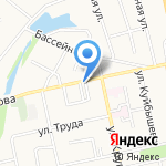 Белгородский областной центр детского и юношеского туризма и экскурсий на карте Белгорода