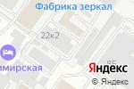 Схема проезда до компании Хайд Системс в Белгороде