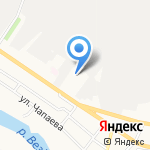 Титан-Строй на карте Белгорода