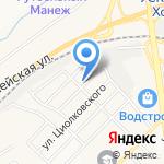 Белгородсоюзлифтмонтаж на карте Белгорода