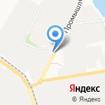Аккумулярус на карте Белгорода