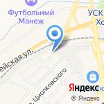 AutoDYE на карте Белгорода