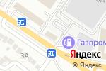 Схема проезда до компании Бликфанг в Белгороде