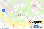 Схема проезда до компании Центр гигиены и эпидемиологии в Белгородской области в Белгороде