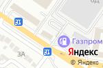 Схема проезда до компании ГидроТеплоСтрой в Белгороде