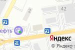 Схема проезда до компании СТО 44 в Белгороде