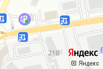 Схема проезда до компании Автосфера Плюс в Белгороде