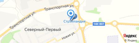Hafner plus на карте Белгорода