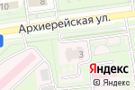 Схема проезда до компании Кроха в Белгороде