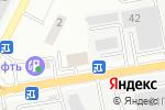 Схема проезда до компании Автозапчасти 44 в Белгороде