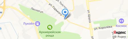 СТАНДАРТ на карте Белгорода