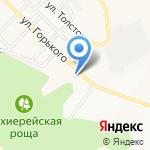 ТОН сервис на карте Белгорода