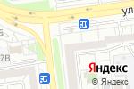 Схема проезда до компании Хмельная станция в Белгороде