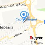 Аладдин на карте Белгорода