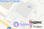 Схема проезда до компании Вентиляционные технологии в Белгороде