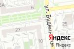Схема проезда до компании Ломбард Универсальный в Белгороде
