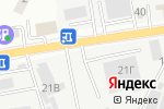 Схема проезда до компании Шиномонтажная мастерская в Белгороде