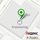 Местоположение компании ЭкспертПроектСтрой