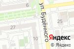 Схема проезда до компании Магазин детской одежды в Белгороде