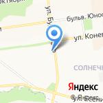777 на карте Белгорода