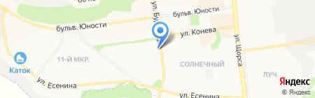 Expert Professional на карте Белгорода