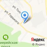 Пуля на карте Белгорода