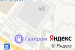 Схема проезда до компании ЭкспертПроектСтрой в Белгороде