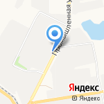 Мир окон на карте Белгорода