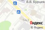 Схема проезда до компании Экспресс Уборка в Белгороде