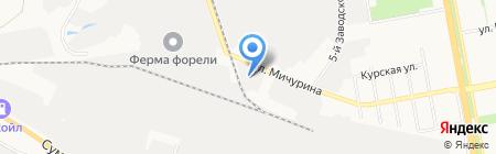 HOME COMFORT на карте Белгорода