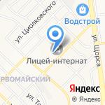 Юность на карте Белгорода