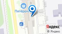 Компания ВосСтрой на карте