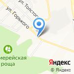 Экспресс Уборка на карте Белгорода