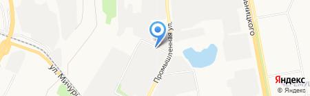 Гарант-Сервис на карте Белгорода