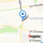ПараХод на карте Белгорода