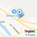 Отдел полиции №3 на карте Белгорода