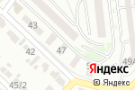 Схема проезда до компании КФГ в Белгороде