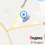 Белрегионснаб на карте Белгорода