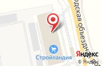 Схема проезда до компании Любимый дом в Северном-Первом